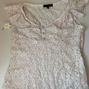 Heart and Soul Lace Shirt